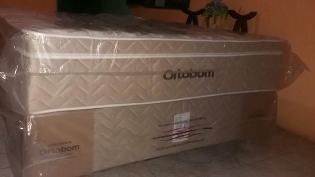 Cama box ortobom - Foto 2