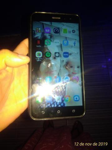 Zenfone 3 safira vendo ou troco - Foto 3
