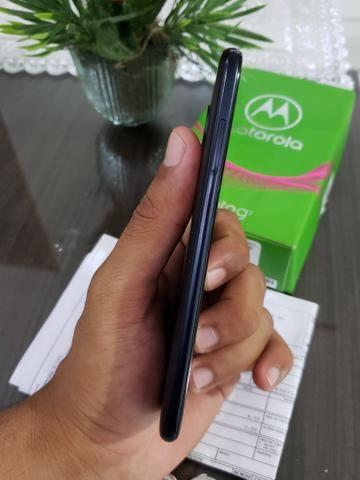 Motorola Moto G7 Play Preto R$ 575,00 ? Sem marcas de queda, nenhum arranhão e com NF - Foto 3