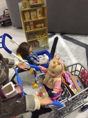 Familia da Barbie - Foto 4