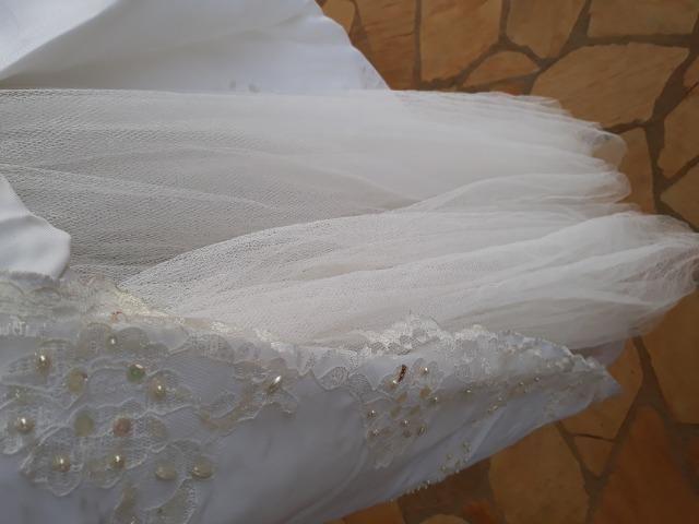 Vestido de noiva em Cambuquira, MG - Foto 6