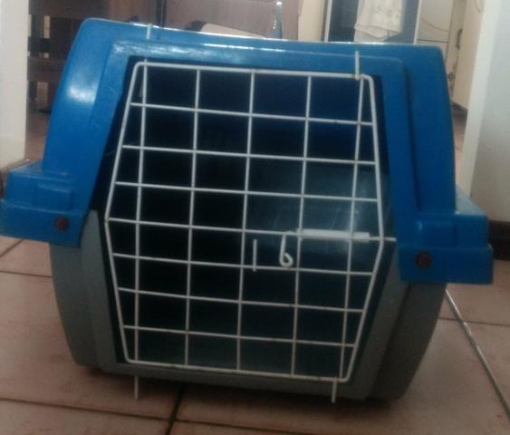 Vendo gaiola de cachorro pet - Foto 5