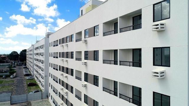 2 ou 3Dorm| 54 a 67m²| Melhor Residencial de Parnamirim| Financie pelo MCMV com Facilidade - Foto 8