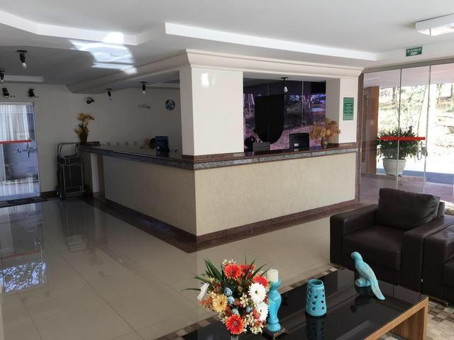 Apartamento mobiliado DiRoma Rio Quente GO - Foto 12