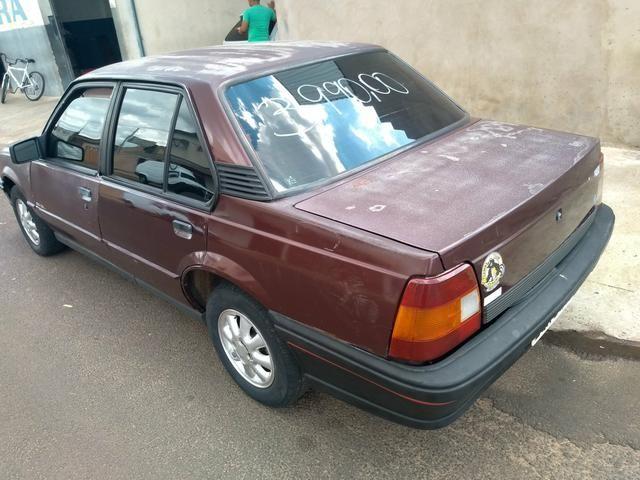 Monza 94 2.0 gasolina completo