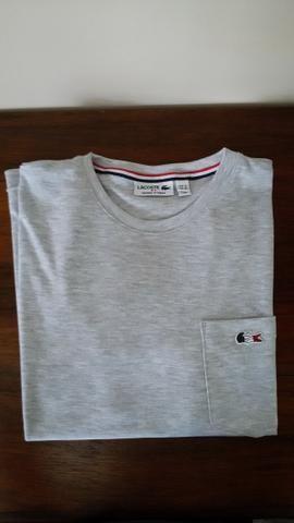 Camisa Lacoste Nova em Promoção! - Roupas e calçados - Santa Rosa ... 5e0e81a661