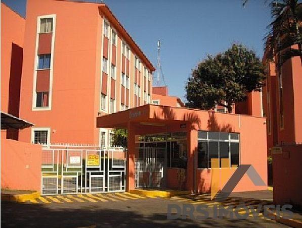 Apartamento  com 2 quartos no Residencial Bourbon - Bairro Jardim Santa Cruz em Londrina