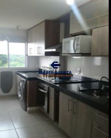 Apartamento à venda com 2 dormitórios em Villaggio manguinhos amalfi, Serra cod:AP00107 - Foto 4