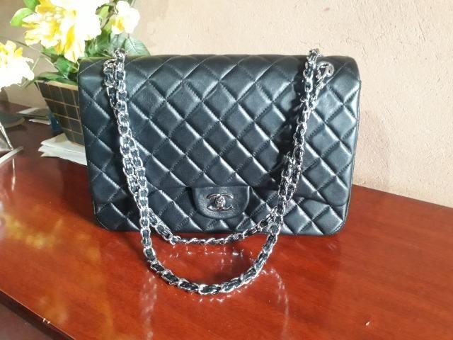 18734a5b6 Bolsa Chanel Original 100%couro - Bolsas, malas e mochilas - Shis ...
