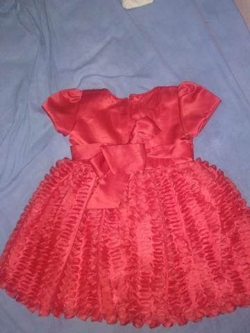 2166637e3 Vestido de festa infantil - Artigos infantis - Mangabeira, João ...