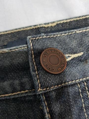 6e58259a2 Mini saia jeans Siberian - Roupas e calçados - Jardim Eulina ...