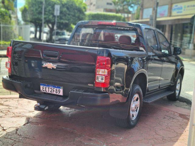S10 LS FLEX  2012/2013 COMPLETO  6 LUGAR  BAIXO KM SO 60.000 KM  - Foto 16