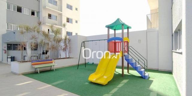Apartamento com 2 dormitórios à venda, 56 m² por R$ 258.000,00 - Vila Rosa - Goiânia/GO - Foto 14