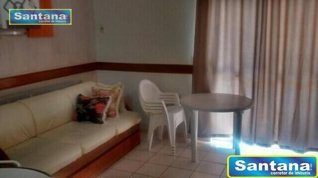 Apartamento com 1 dormitório à venda, 44 m² por R$ 100.000,00 - Do Turista - Caldas Novas/