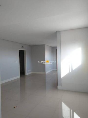 Apartamento para alugar, 182 m² por R$ 3.185,00/mês - Centro - Lajeado/RS - Foto 3