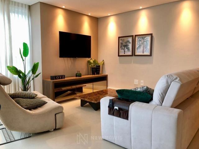 ***Apartamento Finamente Mobiliado com Vista Mar em Balneário Camboriú - Foto 13