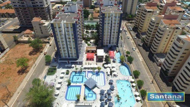 Apartamento com 1 dormitório à venda, 44 m² por R$ 100.000,00 - Do Turista - Caldas Novas/ - Foto 17