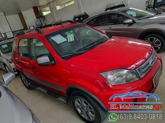 Ford EcoSport XLT FREESTYLE 1.6 Flex 8V 5p - Foto 2