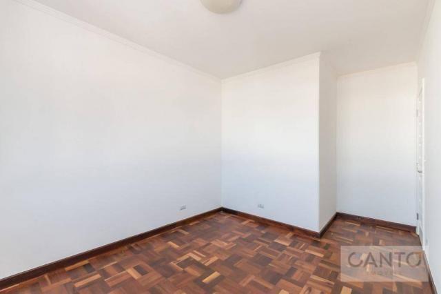 Apartamento com 3 dormitórios para alugar no Batel - condomínio com valor baixo, 96 m² por - Foto 19