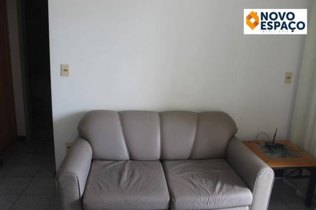 Apartamento com 1 dormitório para alugar, 40 m² por R$ 600/mês - Centro - Campos dos Goyta - Foto 12