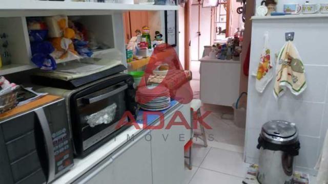 Apartamento à venda com 3 dormitórios em Copacabana, Rio de janeiro cod:CPAP31047 - Foto 11