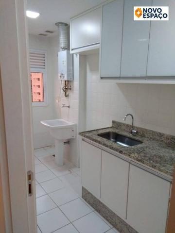 Apartamento com 2 dormitórios à venda, 53 m² por R$ 235.000 - Centro - Campos dos Goytacaz - Foto 5