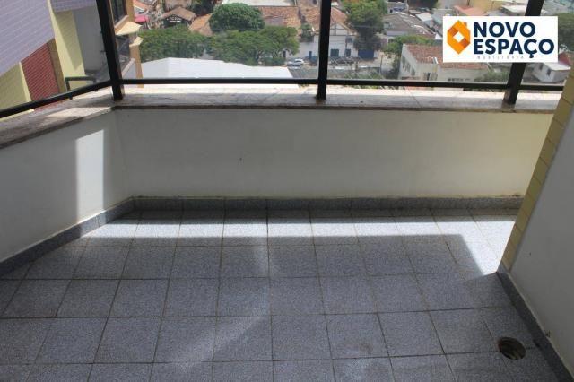 Apartamento com 1 dormitório para alugar, 40 m² por R$ 600/mês - Centro - Campos dos Goyta - Foto 14