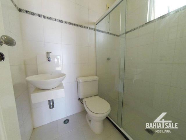 Casa com 4 dormitórios à venda por R$ 1.450.000 - Vila de Abrantes - Camaçari/BA - Foto 18