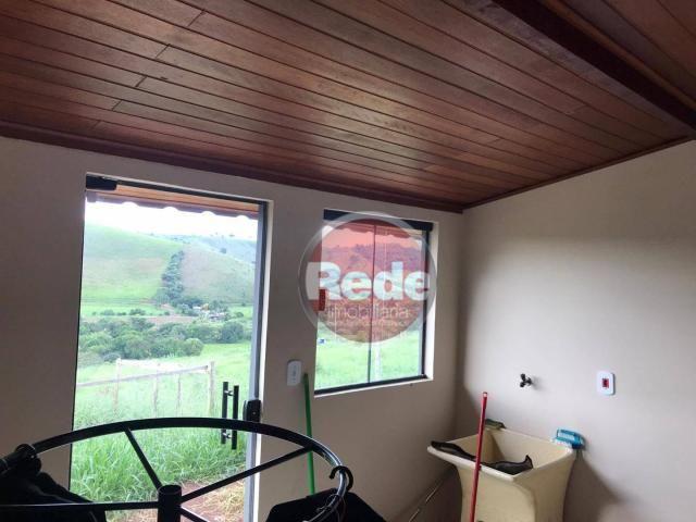 Sítio com 3 dormitórios à venda, 21000 m² por R$ 1.000.000,00 - Pouso Alto - Pouso Alto/MG - Foto 17