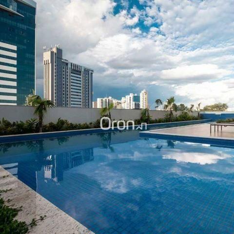 Apartamento Duplex com 2 dormitórios à venda, 145 m² por R$ 923.000,00 - Setor Oeste - Goi - Foto 3