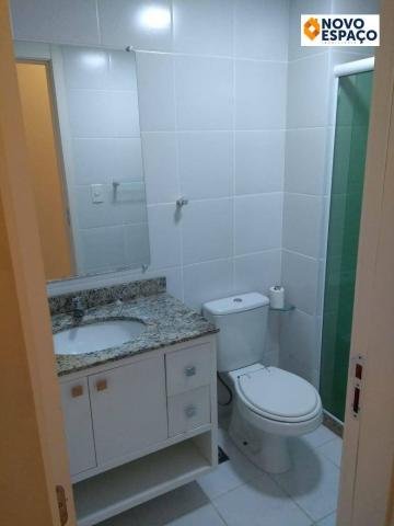 Apartamento com 2 dormitórios à venda, 53 m² por R$ 235.000 - Centro - Campos dos Goytacaz - Foto 2