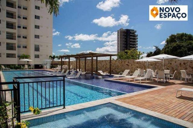 Apartamento com 2 dormitórios à venda, 53 m² por R$ 235.000 - Centro - Campos dos Goytacaz - Foto 11