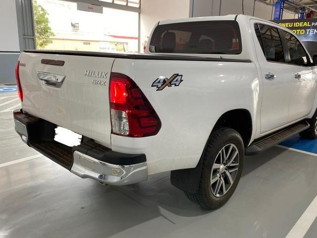 Toyota Hilux 2018/2018 SRX Branca - Foto 4