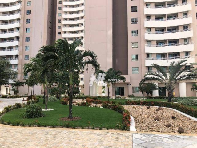 Apartamento com 3 dormitórios à venda, 75 m² no Natture Condomínio Clube - Candelária - Na - Foto 2