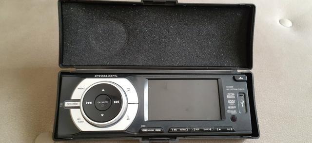 Rádio DVD automotivo Philips usb e sd card - Foto 2