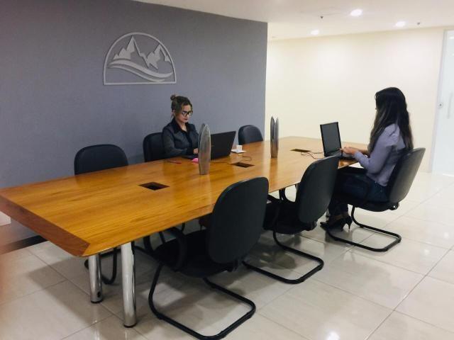 Coworking internet alto nível e padrão metrô carioca r$ 300,00 - Foto 3