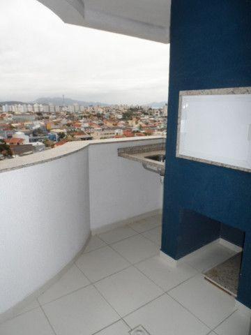620 - Apartamento com Sacada para Alugar no Jardim Cidade de Florianópolis! - Foto 5