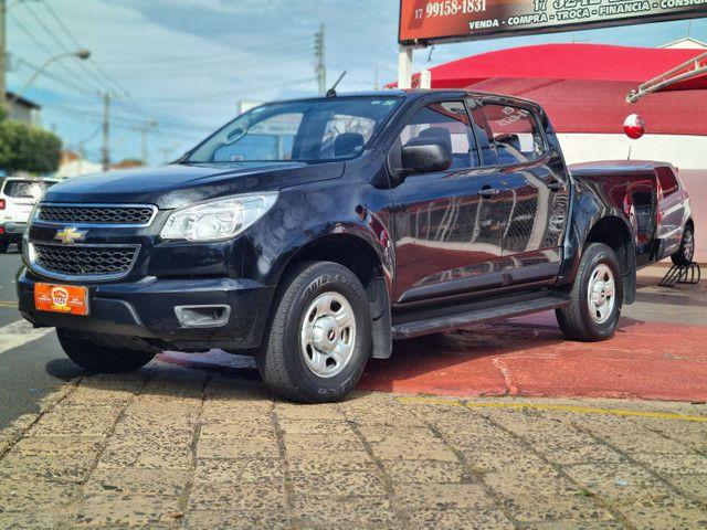 S10 LS FLEX  2012/2013 COMPLETO  6 LUGAR  BAIXO KM SO 60.000 KM