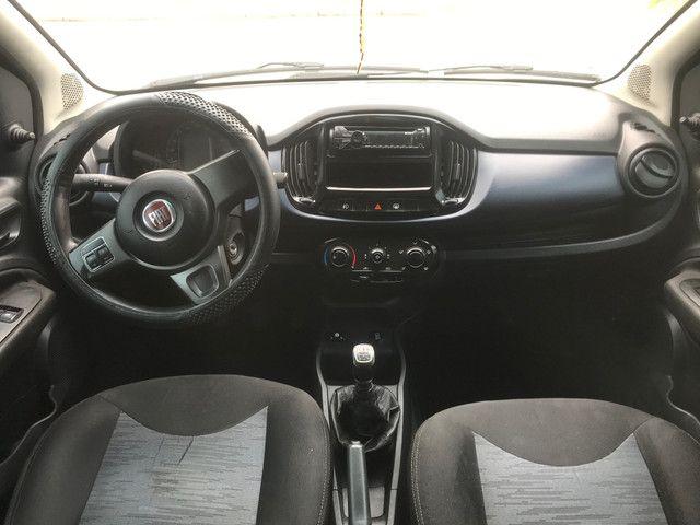 Fiat uno 1.0 Fire Flex 8v Attractive Completo GNV 5 - Foto 2