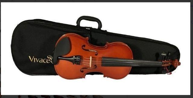 Violino Acústico Vivace Mozart Mo44 Com Case 4/4 - Foto 2