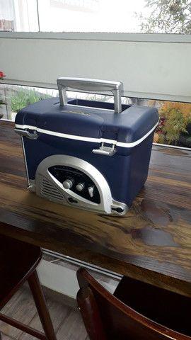 Radio/cooler para pesca - Foto 4