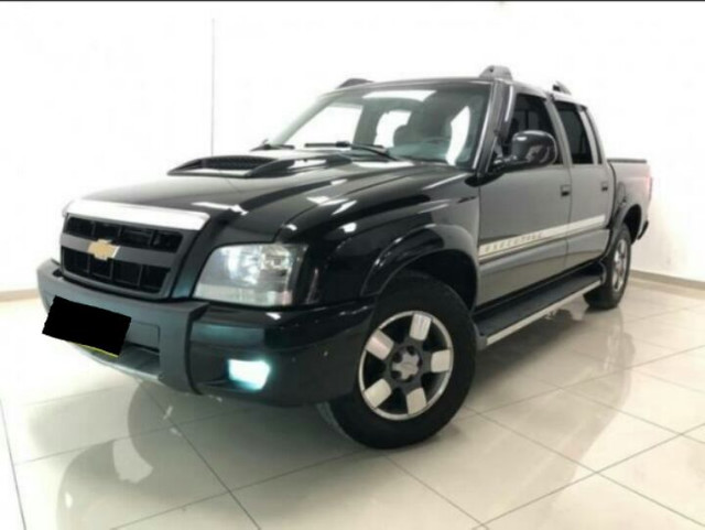 S 10 Executive 2.4 Flex 2011 Impecável