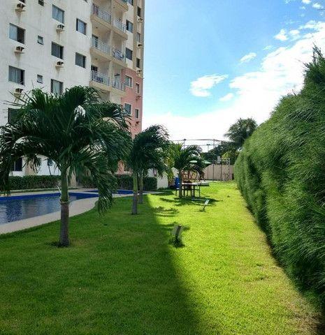Apartamento com vista mar Condominio Bem Viver Club bairro Jacarecanga - Foto 3