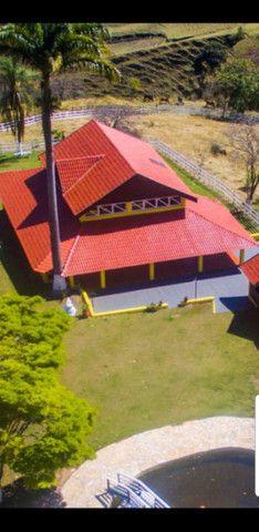 Magnífica Chácara Com 30.000m² Em Piranguçu/Mg, Um Verdadeiro Clube! - Foto 12