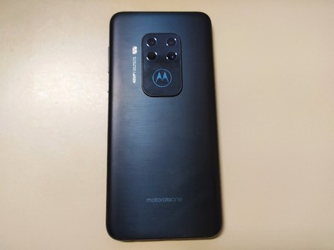 Motorola One Zoom Titanium - Foto 3