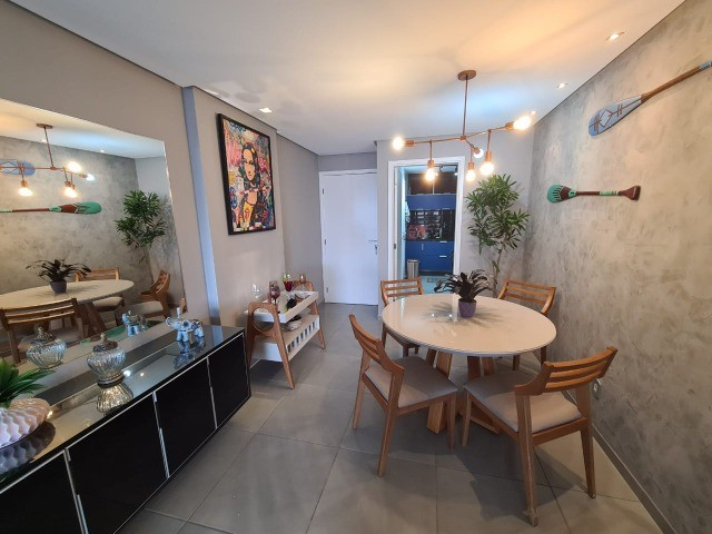 Apartamento na Jatiúca, 84m². 3/4 - 1 suíte, nascente - Foto 4