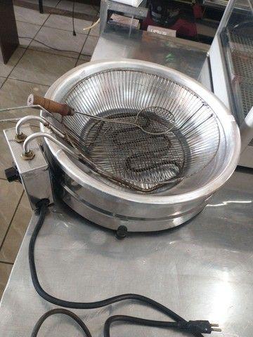 Fritadeira elétrica Gastromaq - Foto 4