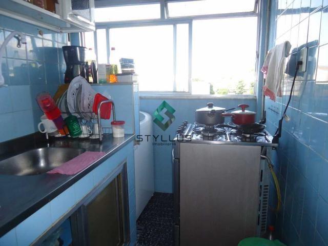 Apartamento à venda com 2 dormitórios em Cascadura, Rio de janeiro cod:C22083 - Foto 12