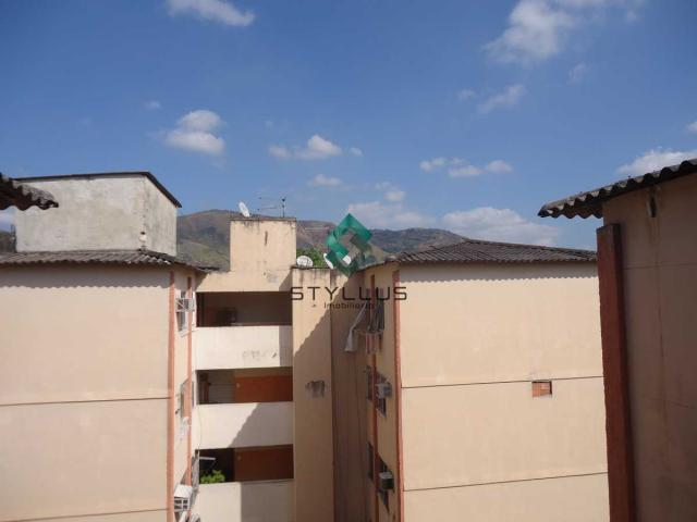Apartamento à venda com 2 dormitórios em Cascadura, Rio de janeiro cod:C22083 - Foto 19