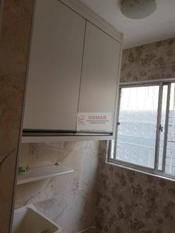 Apartamento com 2 dormitórios à venda, 52 m² por R$ 160.000,00 - Parque Bandeirantes I (No - Foto 6